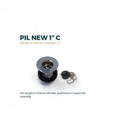 PILETTA PIL NEW 1'' C